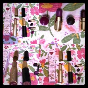Too Faced & Winky Lux Lip Stick Bundle!!